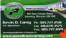 Powell Contracting